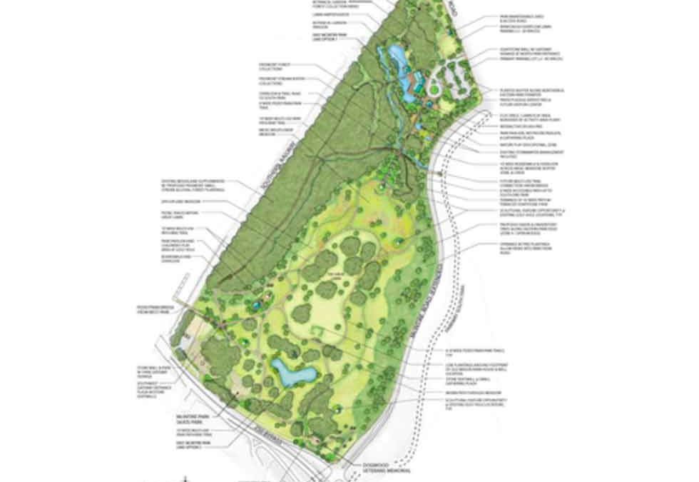 Charlottesville City Council Approves Design for McIntire Park